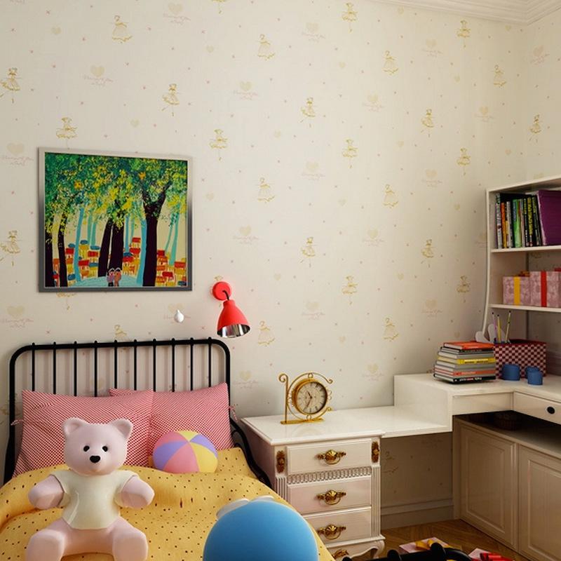papel-de-parede-quarto-infantil-bailarina
