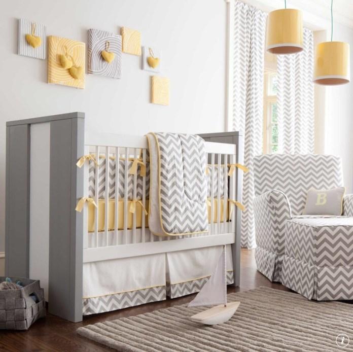 cortinas-para-quarto-de-bebê-listras