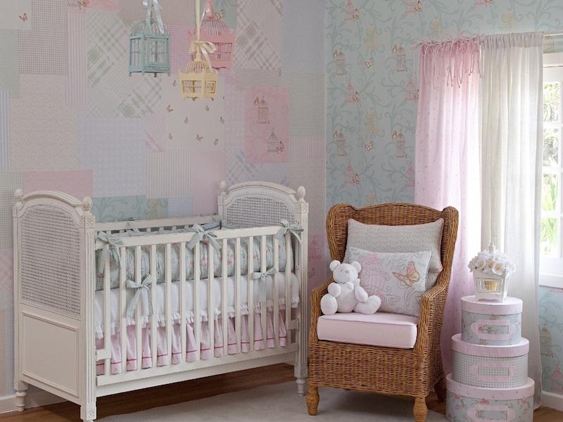 cortinas-para-quarto-de-bebê-voal