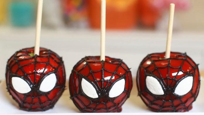 festa-infantil-homem-aranha-maça-do-amor