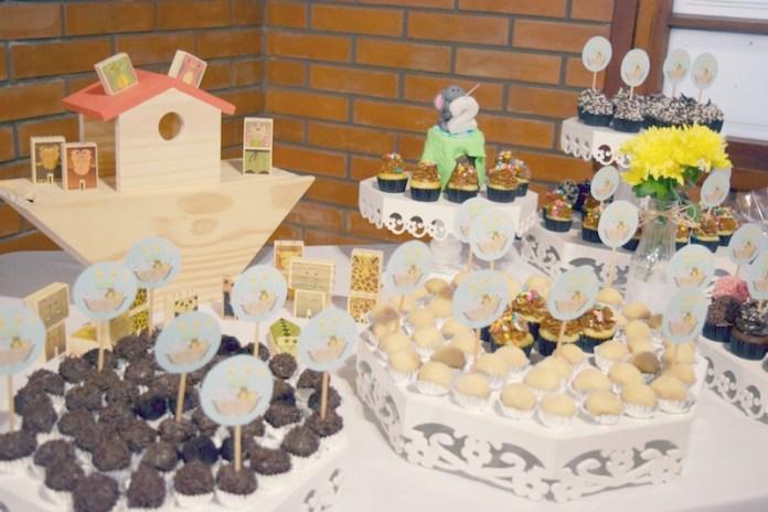 festa-arca-de-noe-mesa-