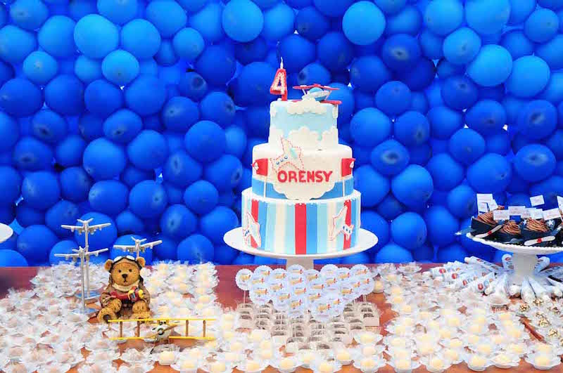 festa-aviões-bolo