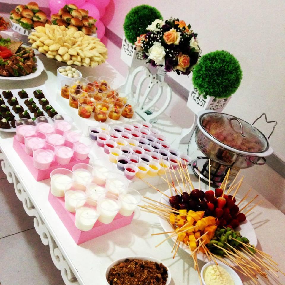 Super Como Organizar Um Cardápio Para Festa Infantil saudável? WN46