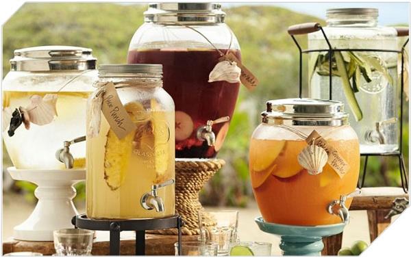 chá de bebê para iniciantes suqueiras