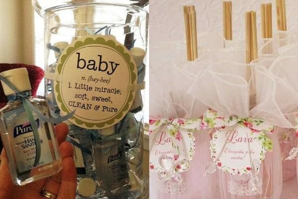 lembrancinha para chá de bebê funcional