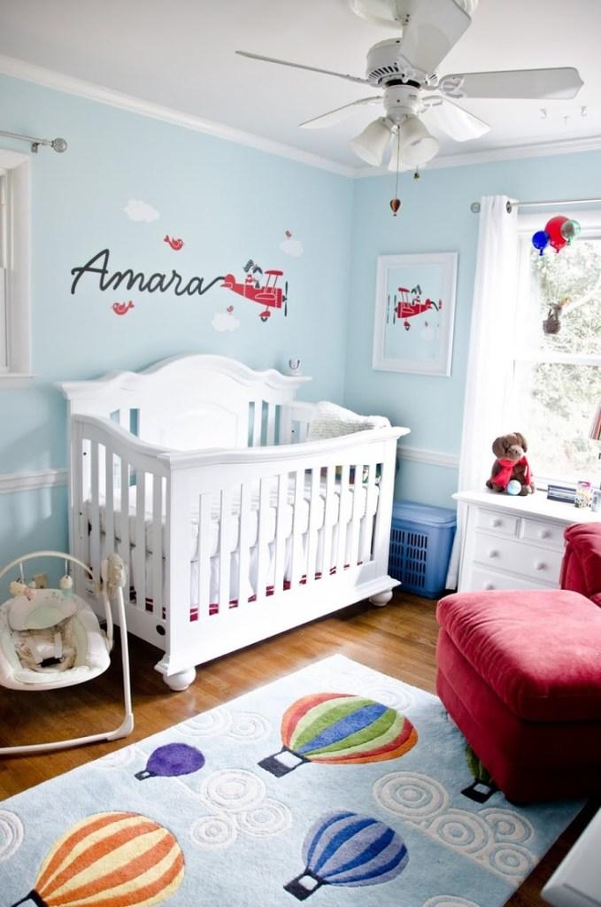 quarto-de-bebê-balões