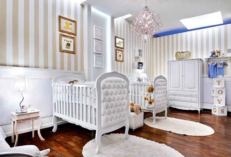 10 Ideias Práticas Para Decorar Um Quarto de Bebê Gêmeos!