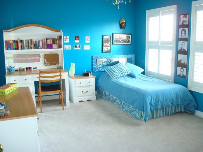 quarto-infantil-azul-menina