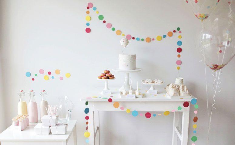 14 dicas de decoração para fazer uma festa infantil simples e barata