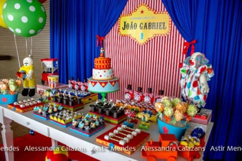 O Circo Chegou Veja Como Fazer Uma Festa Infantil Com O Tema