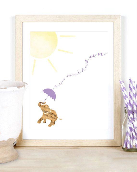 quadro para quarto de bebê beatles