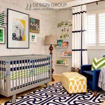 quadro para quarto de bebê mix