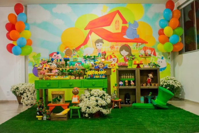 aniversario-infantil-decoracao-sitio-do-pica-pau-amarelo