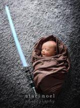 dicas para tirar fotos mãe e filhos newborn starwars