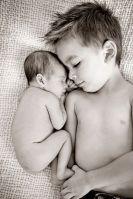 dicas para tirar fotos mãe e filhos newborn