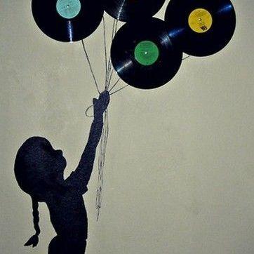 quarto infantil discos