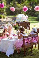 festa infantil chá de bonecas amigas