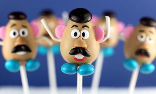 festa infantil toy story POP CAKES