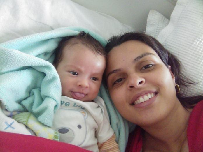 Uma mulher no pós-parto fica cansada, inchada, sonolenta e muito mais. (Arquivo pessoal)