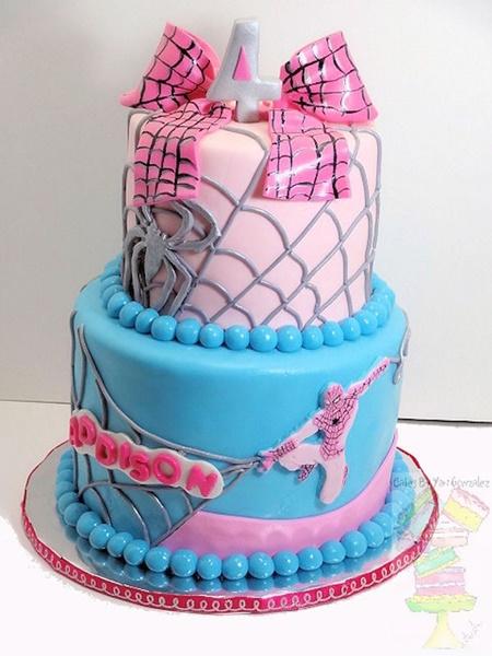 bolo-homem-aranha-meninas