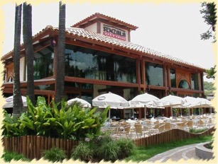 restaurante- Senzala Bar e Grill