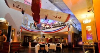 restaurantes- Bar Brahma Aeroclube