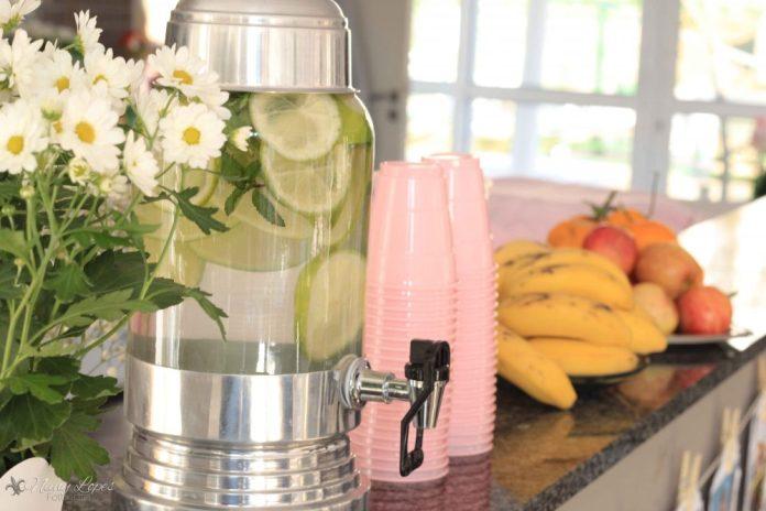 festa-infantil-tema-jardim-bebidas-frutas