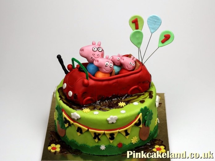 Imagem: childrensbirthdaycakeslondon.blogspot.com