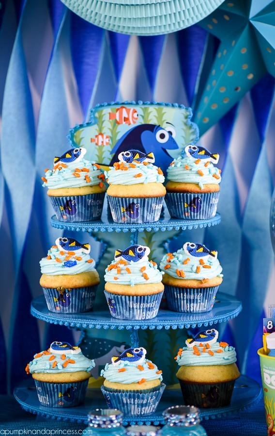 festa-infantil-dory-cupcakes