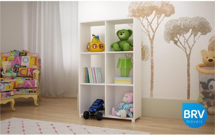 quarto-de-bebê-estante