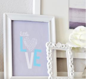 quartos-infantis-poster-love