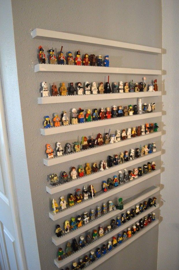 organizar-bonecos-lego-na-parede