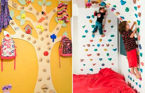 quarto-infantil-com-parede-de-escalada