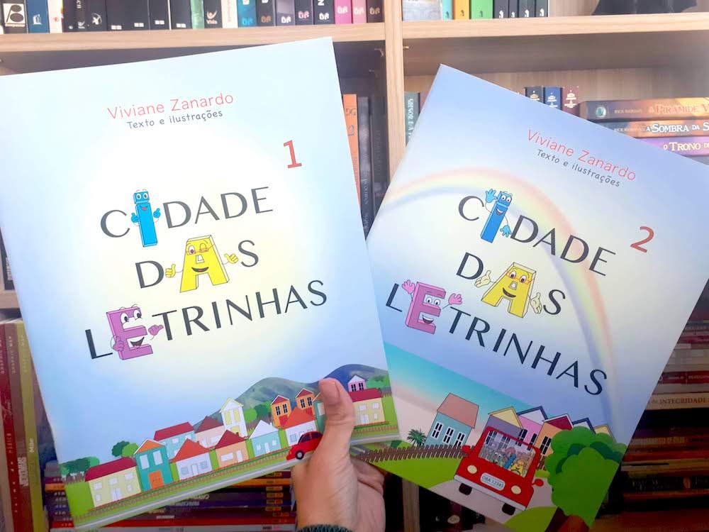 dica de livro infantil que ajuda na alfabetização