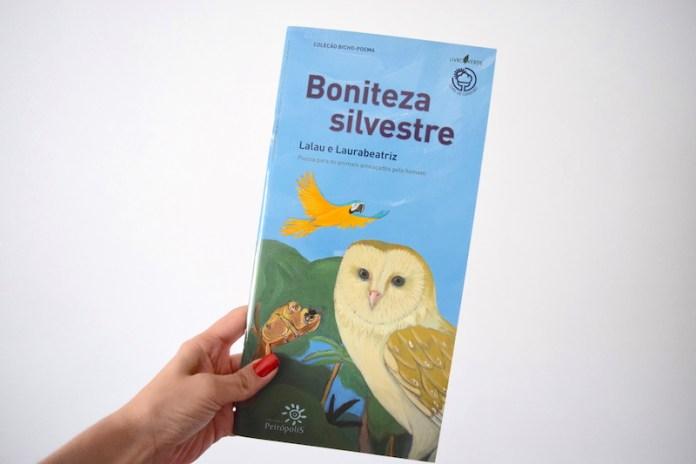 dica de livro infantil de poesia para crianças