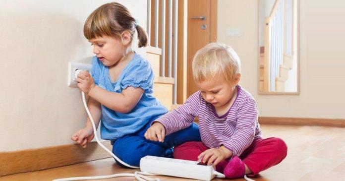 Dicas de segurança em casa com crianças