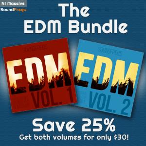 NI Massive EDM Bundle from SoundFreqs