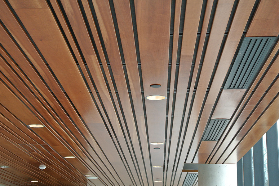 Interior Gt Ceiling Gt Metal Sound Rite Acoustical Architectural Sound Masking Product
