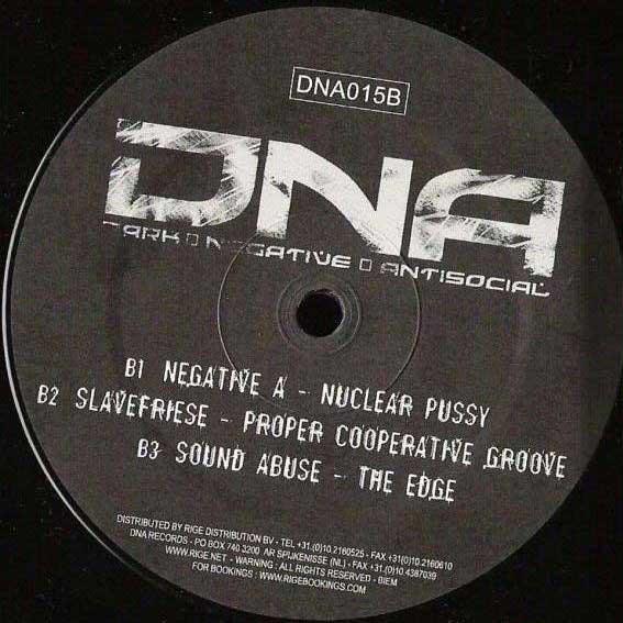 DNA015B Black Edition