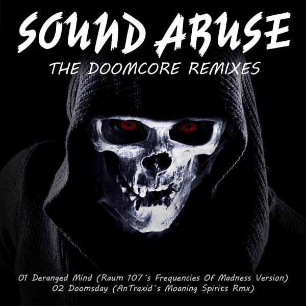 Doomcore remixes by Raum 107 & AnTraxid