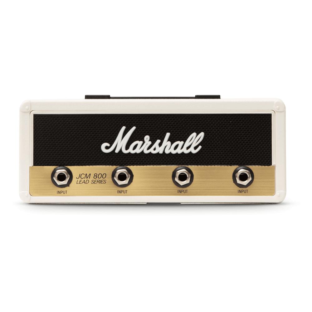 marshall jack rack ii jcm800 standard guitar amp key holder white