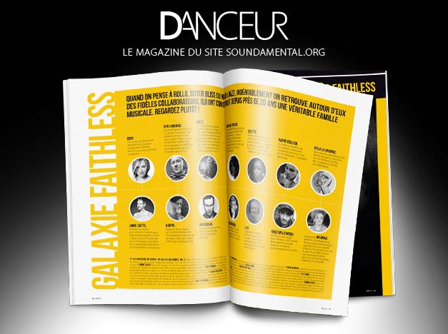 Danceur H.S. #1 - Promo 6