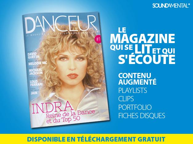 Danceur #1 - Couverture