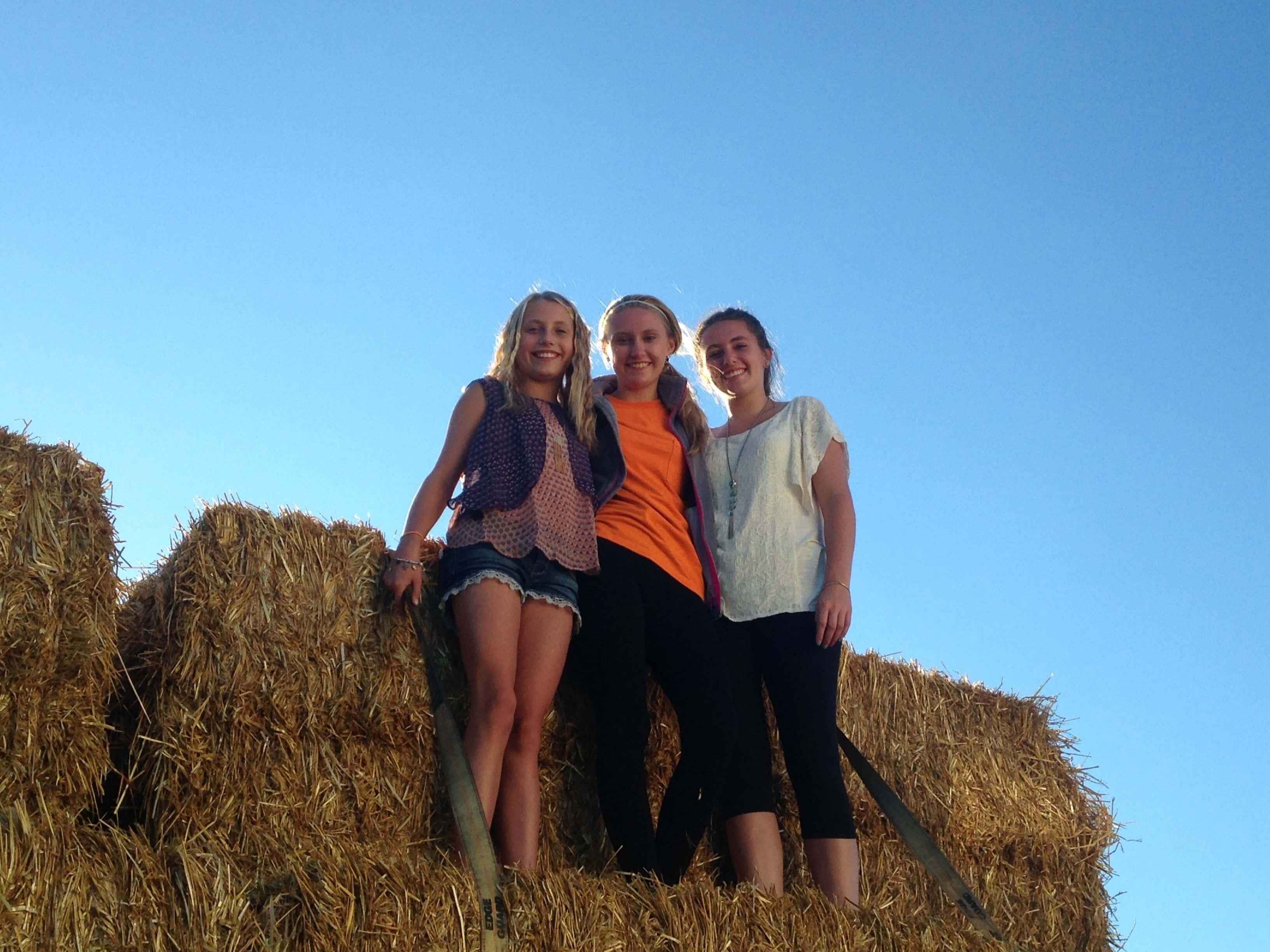 Leah's three daughters