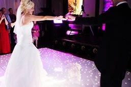 LED Dance Floor Hire London