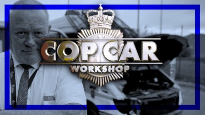 Cop Car Workshop