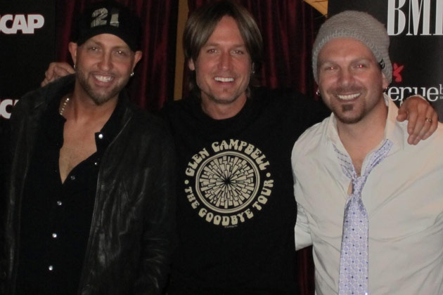 Keith Urban with LoCash