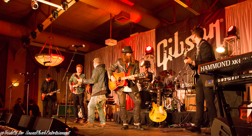 Blues Lineup at Liuna Station Gibson at the Junos 2015