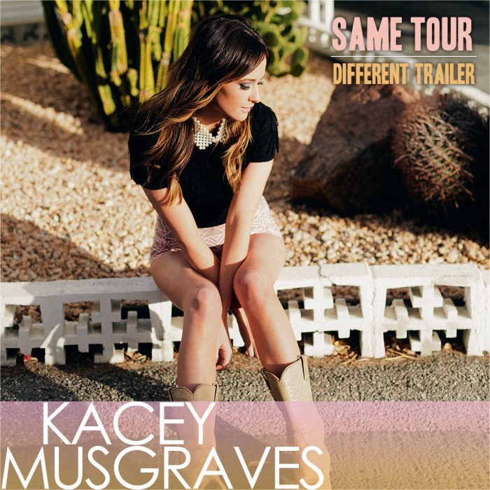 Kacey Musgraves Same Trailer Different Tour
