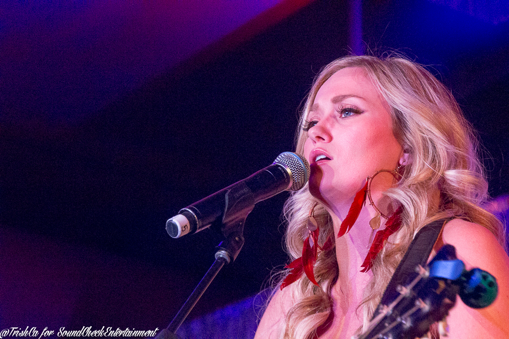 Meghan Patrick at Liuna Station Gibson at the Junos 2015